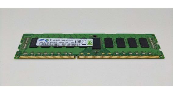 Memória Samsung M393b5273dh0-yh9 4gb 2rx8 Pc3l 1333mhz Dell