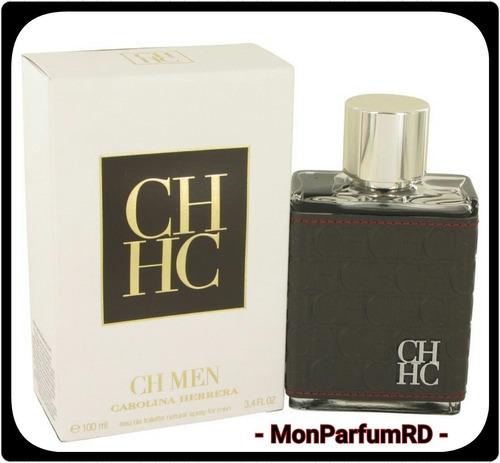 Imagen 1 de 4 de ** Perfume Ch Men By Carolina Herrera. Entrega Inmediata **