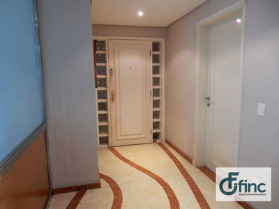 Apartamento Residencial À Venda, Ed. Porto Brasilis, Centro, Sorocaba. - Ap0135