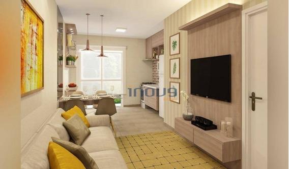 Casa À Venda, 43 M² Por R$ 143.000,00 - Senador Carlos Jereissati - Pacatuba/ce - Ca0463