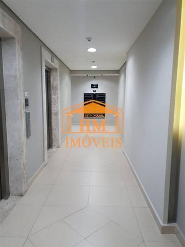 Sala Comercial R$ 210 Mil , No Centro De São Vicente - Hm3426