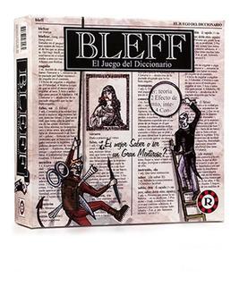 Bleff El Juego Del Diccionario Ruibal Original De Ruibal