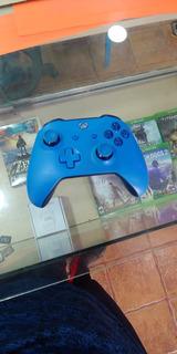 Control De Xbox One Azul