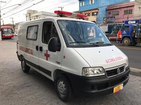 Ambulância Ducato 2.3 2014.