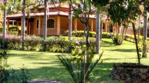 Imagem 1 de 29 de Chácara Residencial Para Venda E Locação, Monterrey, Louveira. - Ch0039