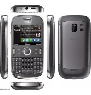 Nokia Asha 302 + Wi-fi + 3g + 3.2 Mpx Raridade - Novo