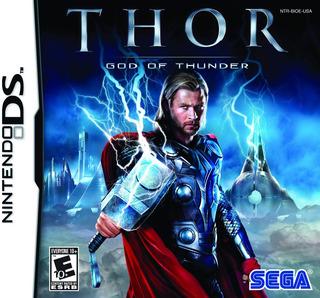 Thor : Dios Del Trueno - Nintendo Ds