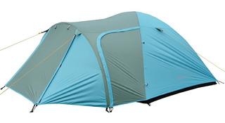 Carpa Iglu Kira 4 Personas C/ Abside Waterdog Camping Full
