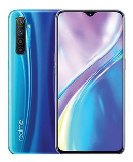 Celular Oppo Realme Xt 8gb+128gb Blanco Y Azul