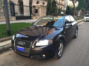 Audi A3 Fsi 2.0 Mod 2007 El Mas Full De Todos Caja De 6 Ta