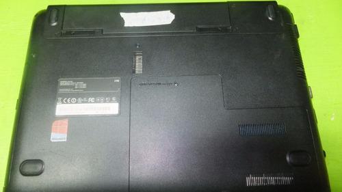 Imagen 1 de 5 de Notebook Samsung Np270e4e-k03cl