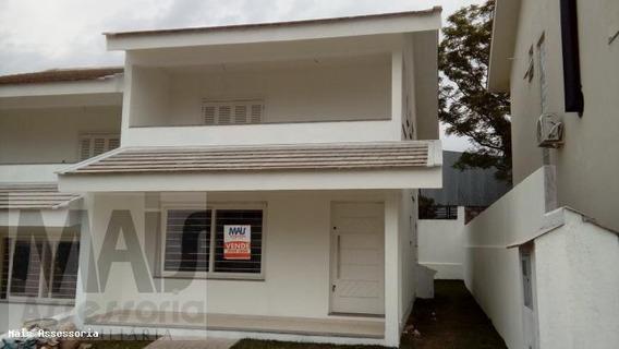 Casa Para Venda Em Novo Hamburgo, Rondônia, 3 Dormitórios, 1 Suíte, 2 Banheiros, 2 Vagas - Vc1057
