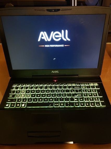Notebook Gamer Avell Iron 1315