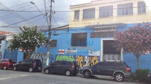 Galpão À Venda, 1000 M² Por R$ 3.800.000,00 - Ipiranga - São Paulo/sp - Ga0695