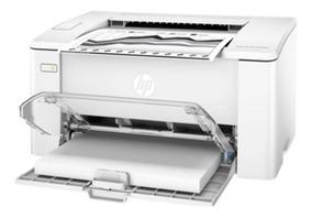 Impressora Hp Laserjet Pro M102w Wifi 110v - Original Frete