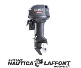Motor Fuera De Borda Yamaha 40xwl, 2 Tiempos Náutica Laffont