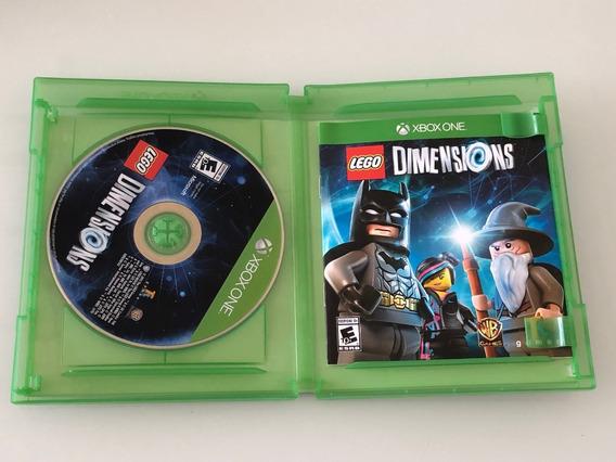 Lego Dimensions Dvd Xbox One (apenas Dvd) Lego 71172