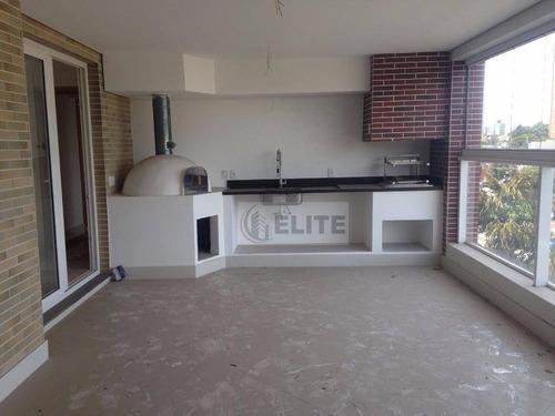 Apartamento À Venda, 356 M² Por R$ 3.190.000,00 - Jardim - Santo André/sp - Ap0247