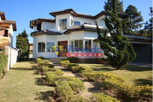 Imagem 1 de 15 de Aldeia Da Serra - Bela Casa De Muito Bom Gosto - As15166