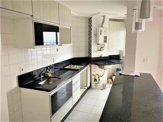Apartamento Com 3 Dormitórios À Venda, 65 M² Por R$ 340.000 - Vila Endres - Guarulhos/sp - Ap4775