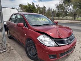 Nissan Tiida 1.8 Sense Sedan Mt 2008