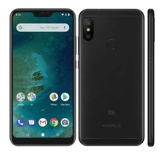 Xiaomi Mi A2 Black Dual Sim 128gb 6gb Ram