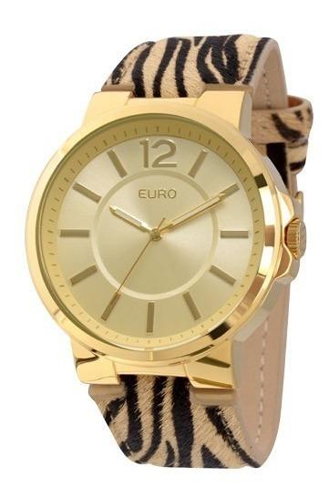 Relógio Analogico Euro Feminino Eu2035xzk