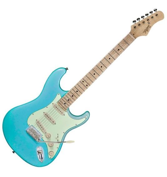 Guitarra Stratocaster Tagima T635 Classic Azul Pastel