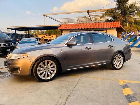 Lincoln Mks 2012 V6 Ecoboost At