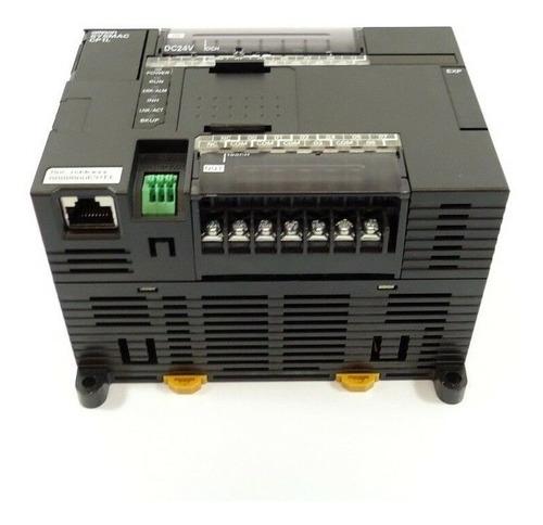 Omron Cp1l-el20dr-d P Programmable Controller Cpu Plc
