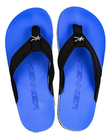 Chinelo Kenner Nk6 Highlight Hge Masculino - Azul
