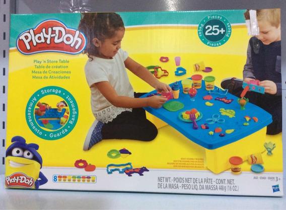 Play-doh Mesa De Atividades B9023