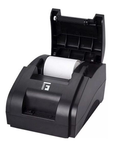 Impressora Térmica Usb Ticket Cupom Não Fiscal Pedidos 58mm
