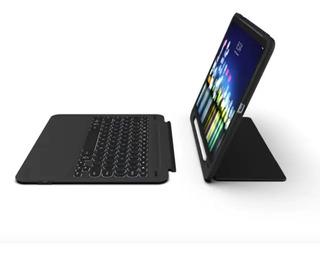 Capa Com Teclado Iluminado Para Apple iPad Pro 11 - Zagg
