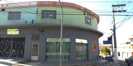 Salão Esquina - Cidade A. E. Carvalho - Próximo Ao - 1229