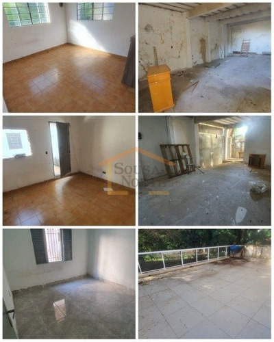 Imagem 1 de 1 de Sobrado, Aluguel, Lauzane Paulista, Sao Paulo - 26406 - L-26406