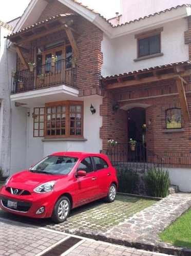 Hermosa Casaen Condominio En Carretera Federal Cuernavaca (v
