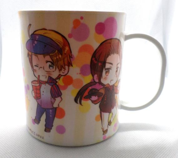 Taza De Plástico De Anime De Hetalia Irrompible!