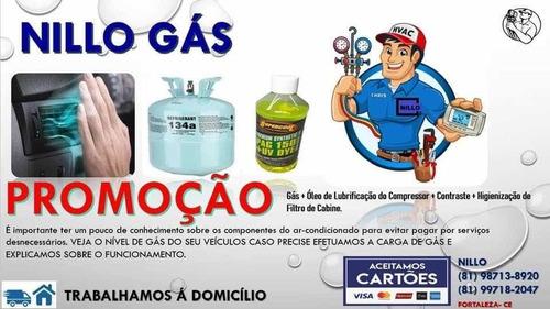 Recarga De Gas Altomotivo