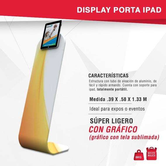 Display Publicitario Porta iPad