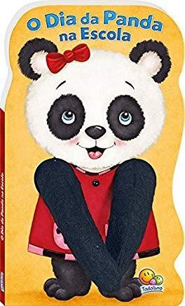 Animais Dedoche Panda Todo Livro