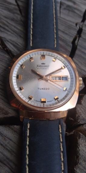 Relógio Fortíssimo Tuxedo Automático 60