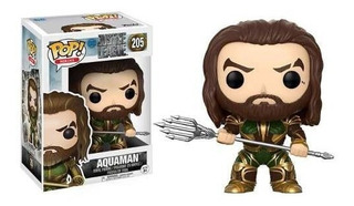 Funko Pop Aquaman # 205 Original
