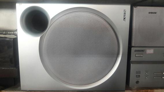 Subwoofer Sony Passivo Barato Promoção 390 Reais