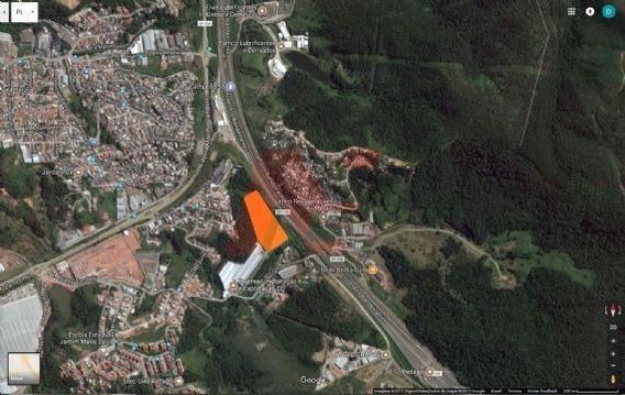 05566 - Terreno, Jordanesia - Caieiras/sp - 5566