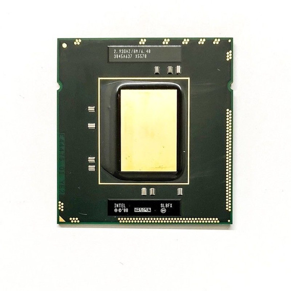 Intel Xeon X5570 Slbf3 4x 2.93 Ghz Quad-core Macpro 5.1