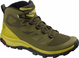 Bota Salomon Masculina - Outline Mid Gtx®