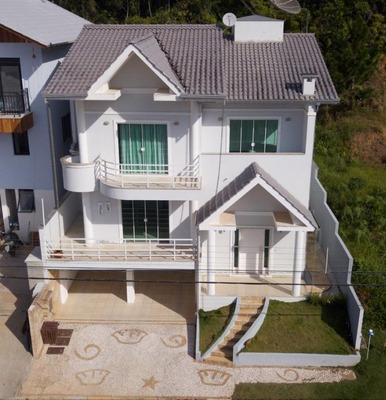 Casa Residencial À Venda, Ariribá, Balneário Camboriú. - Ca0186