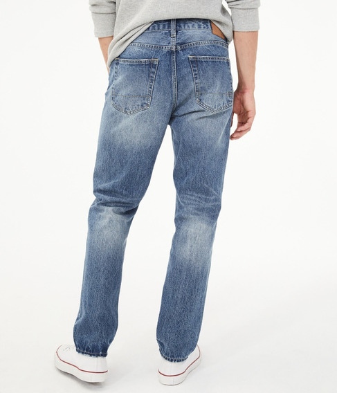 Pantalon Jeans Aeropostale Original Hombre Hollister Abercro