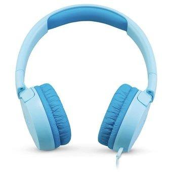 Imagen 1 de 5 de Jbl Jr300  Auriculares Diadema Niños Conector De 3,5 Mm Azul